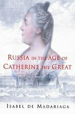 Russia in the Age of Catherine the Great (Phoenix Press), de Madariaga, Isabel,