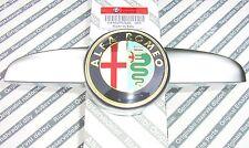 ALFA ROMEO 147 SPECIAL EDITION & Blackline Nuovo Emblema Cofano anteriore griglia Badge