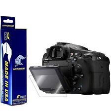 ArmorSuit MilitaryShield - Sony Alpha SLT-A77 Screen Protector Brand NEW!