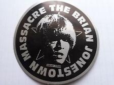 brian jonestown massacre-rare original 1998 official PROMO sticker