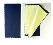 1X Large Polishing Cloth Jewelry Cleaner Gold Silver Brass Polish Quality-10x10