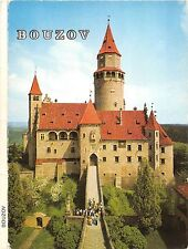 B63186 Bouzov State owned castle   czech