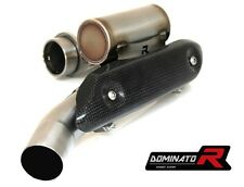 DOMINATOR COLECTOR DE ESCAPE HEADER HEAD PIPE WITH  POWERBOMB WR 400 F 98-02