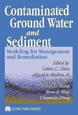 Contaminated Ground Water and Sediment: Modeling for Management and Remediation,