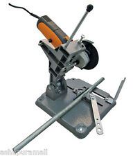 CLIF Angle Grinder Support Stand Table Bench Vise,Clamp for100/115/125