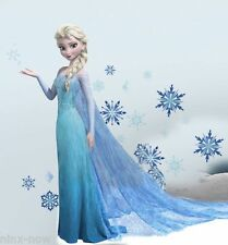 Disney Frozen Elsa Giant Removable Wall Decal Stickers Mural Licensed 105cm H