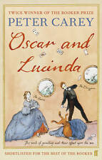 Oscar and Lucinda, Peter Carey, New