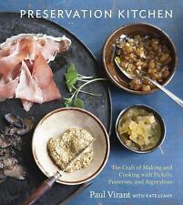 The Preservation Kitchen: The Craft of Making and Cooking with Pickles-ExLibrary