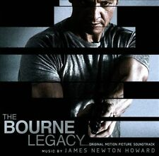 The Bourne Legacy(CD) SOUNDTRACK MOBY