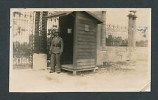 1920's CHINA, ARMED GUARD, POLICE OFFICER Vintage Photo