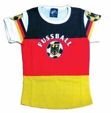FUSSBALL Deutschland Germany Soccer - Kinder Kid Shirt - Größe Size 128 - Neu