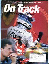 On Track Magazine December 16-29 1999 Formula 1 Season Review EX 021916jhe