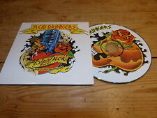 Acid Drinkers ‎– Fishdick Zwei – The Dick Is Rising  RARE CD PROMO !!!!!!!!!!!!