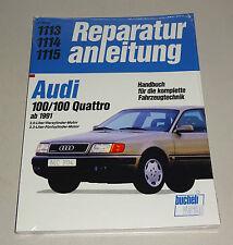 Reparaturanleitung Audi 100 C4 / Audi 100 Quattro - ab 1991!