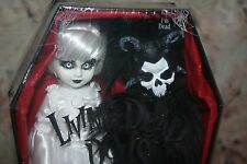 LIVING DEAD DOLLS SCARY TALES BEAUTY & THE BEAST PAIR LDD NEW SEALED MEZCO 2017