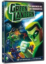 GREEN LANTERN : ANIMATED SERIES : MANHUNTER MENACE **Dvd R2**