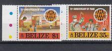Belize 1977 Organizzazione panamericana della sanità 389-90  MNH