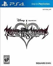 Kingdom Hearts HD 2.8 Final Chapter Prologue, PS4 - 1/24/17 - NEW & SEALED!