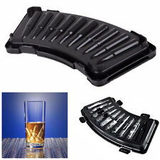 Mode Bullet Shape Plastic Ice Cube Tray Form pudding Jelly Candy Freeze Maker