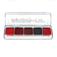 Premiere Products Skin Illustrator Bloody Five Alcohol Activated Makeup Palette