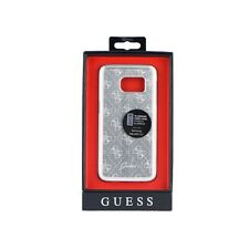 GUESS 4G Collection Aluminium Plate Hard Case Cover For Samsung Galaxy S7