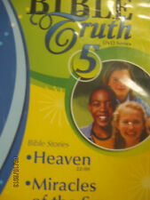 BIBLE TRUTH 5 For Children 6-12 -the DVD of Series -Heaven / Miracles of the Sea