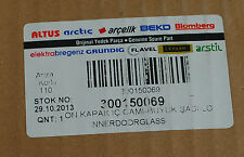 GENUINE LAMONA MAIN OVEN INNER DOOR GLASS FITS HJA3310 / HJA3303 / HJA 3300