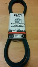 "Oregon lawnmower cord belt  new nos 5/8"" x 71"""