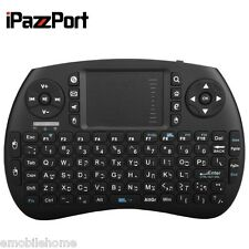 IPazzPort KP - 810 - 21S Fly Air Mouse 2.4GHz Mini Wireless Touchpad Keyboard
