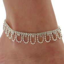 Beautiful Female Ankle Chain Bracelet Anklet Wedding Jewelry