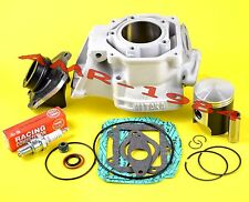 KIT CYLINDER NIKASIL APRILIA RS 125 ENGINE 122 + PISTON + CANDLE + MANIFOLD