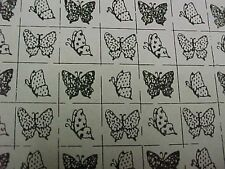 Vintage Quilt Pattern Mail Order BUTTERFLY Applique Embroidered Quilter Project