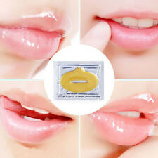 5pcs GOLD Lady COLLAGEN PATCH ANTI AGEING WRINKLE MOISTURISING LIPS MASK New