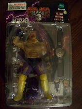 Vintage TEKKEN 1/10 scale figure KING mint on sealed card