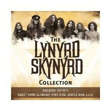 LYNYRD SKYNYRD - THE LYNYRD SKYNYRD COLLECTION  3 CD  ROCK & POP BEST OF  NEU