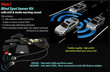 Blind Spot Assist Warning Sensor Buzzer for Cadillac; Universal Safety Detection