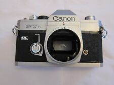 Canon Ftb QL 35mm SLR Film Camera Body Only