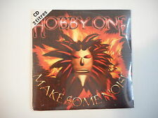HOBBY ONE : MAKE SOME NOISE [ CD SINGLE NEUF PORT GRATUIT ]