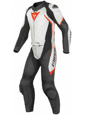 DAINESE MOTORBIKE/MOTORCYCLE RACING 2 PIECE RACING LEATHER SUIT CUSTOM MADE