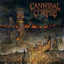 CANNIBAL CORPSE - A SKELETAL DOMAIN - CD SIGILLATO 2014
