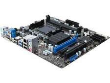 MSI 760GMA-P34 (FX) AM3+ AMD 760G SATA 6Gb/s USB 3.0 Micro ATX AMD Motherboard