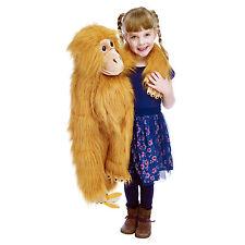 La Marioneta empresa-grandes primates-Orangután