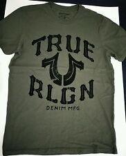TRUE RELIGION Mens T-Shirt Large