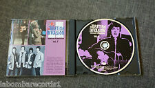 ZZ- CD THE BRITISH INVASION VOL 7 - BRAVOS - SMALL FACES- BEE GEES - EASYBEATS