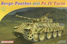 Dragon 1/72 (20mm) Bergepanther with Pz Kpfw IV Turret