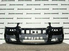 VW GOLF R32 MK5 2004-2008 FRONT BUMPER IN BLACK [V194]