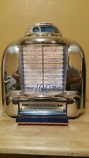 Select-a-Matic 100 Jukebox Collector's Edition Radio/Cassette CR-10. LOOK ! ! !