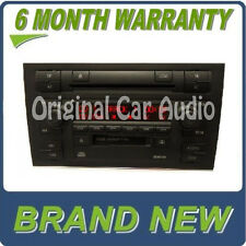NEW AUDI A4 S4 1.8T BOSE Symphony II Radio 6 CD Changer Player 8E0035195A W/CODE