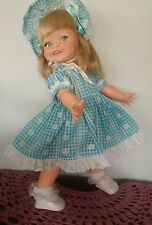 VINTAGE IDEAL GIGGLES DOLL 1960,S 17 INCH