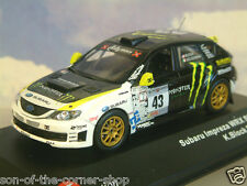 J-Collection DCST 1/43 SUBARU IMPREZA WRX STI # 43 KEN BLOCK RALLY USA 2009 jc275